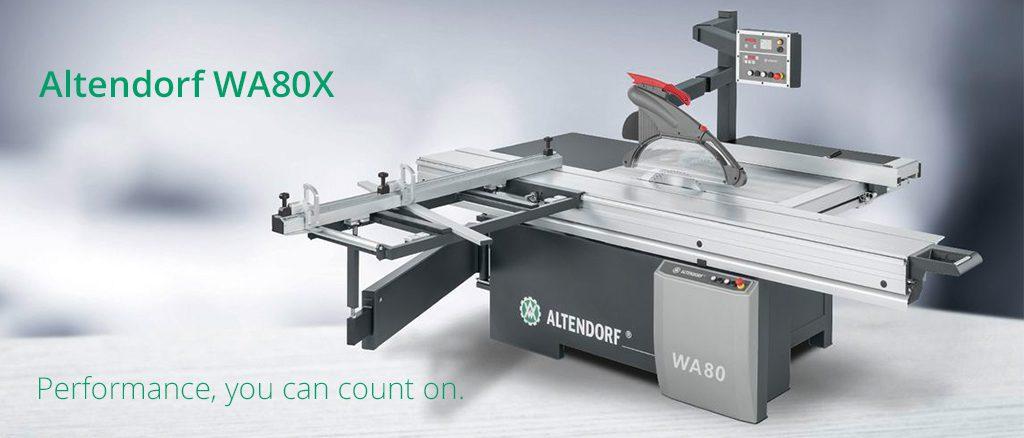 Altendorf WA80X